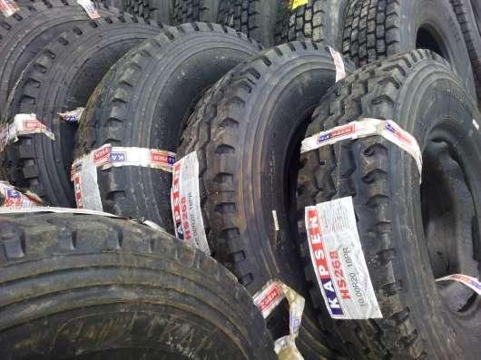 Шины грузовые 10.00R20 HS 268 в Иркутске Фото 1
