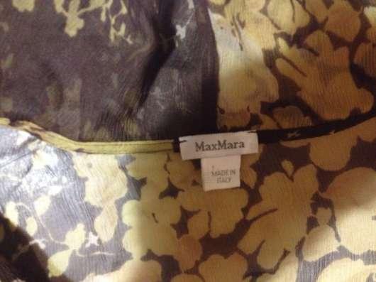 блузка MAXMARA размер S-M