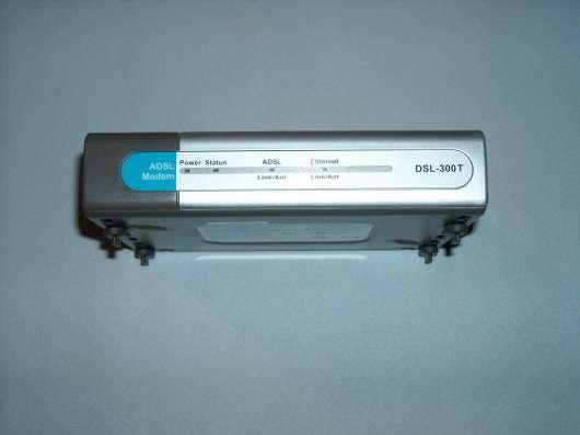 ADSL Модем D-Link DSL-300T