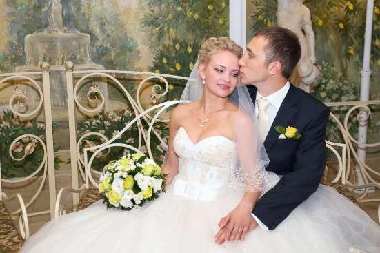 Свадебные вечерние прически макияж от стилиста в Москве Фото 1