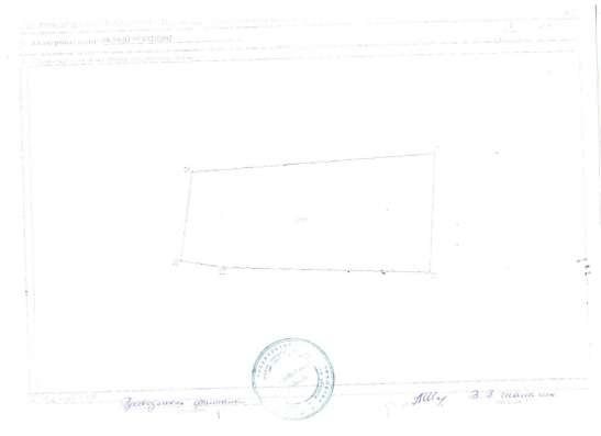 Участок в Первомайском Знаменского района в Тамбове Фото 1