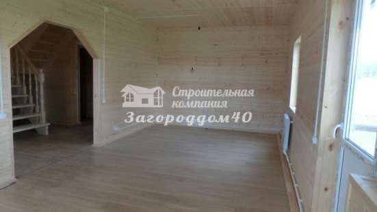 Коттеджи и дома по Киевскому шоссе в Москве Фото 4