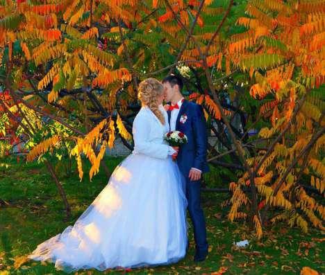 Счастливое Свадебное платье в Краснодаре Фото 1