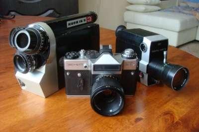 фотоаппарат ЛОМО кварц 1-8 с-2