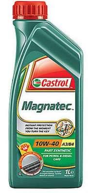 Моторное масло Castrol Magnatec 10W-40 A3/B4 - 1lt