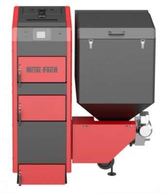 Пеллетный  котел Metal-Fach (Метал Фах) SEG BIO 50 кВт