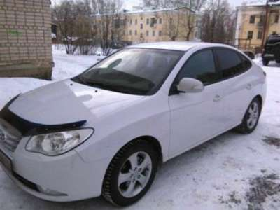Автомобиль Hyundai Elantra