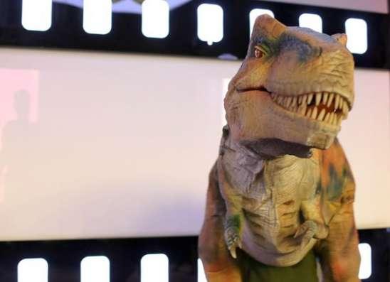 Шоу Динозавр Тирекс в Алматы!