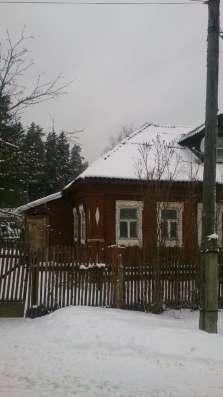 Продам часть дома в Московской области п. Вербилки