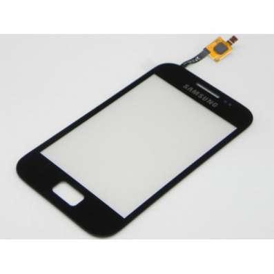 Тачскрин Samsung s 7500 Galaxy Ace Plus чёрный, оригинал