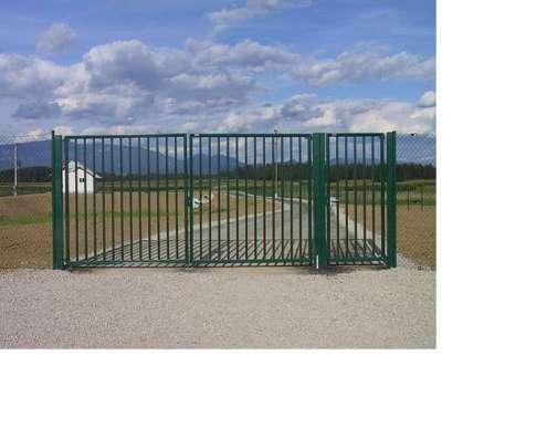Садовые ворота и калитки. Доставка бесплатно в г. Витебск Фото 1
