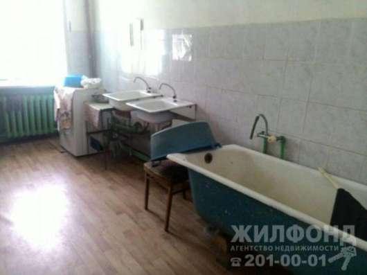 комнату, Новосибирск, Серафимовича, 9 Фото 4