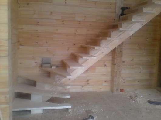 Соберу лестницу в срубе или доме в Чебоксарах Фото 3