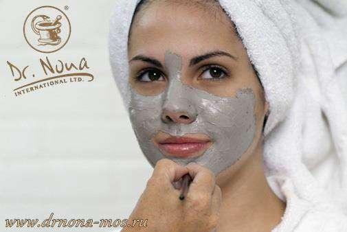 Грязевая маска для лица компании