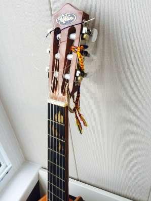 Ретро гитара Pudlin