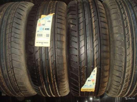 Новые японские Dunlop 255/45ZR18 макс тт в Москве Фото 1