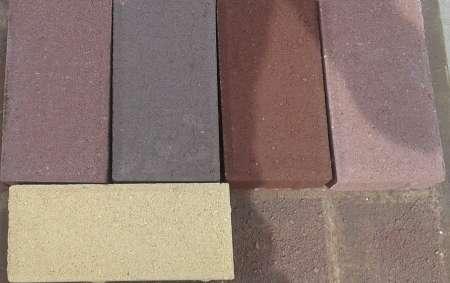 Тротуарная плитка и бордюрные камни