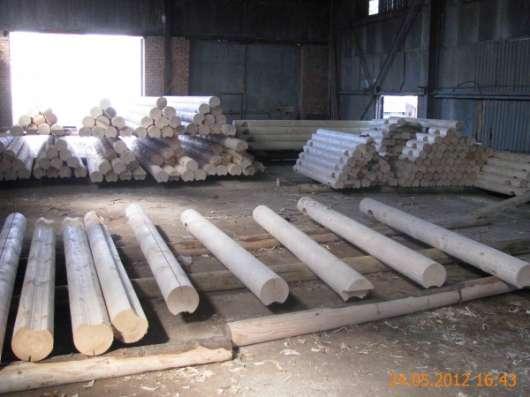 Продаю производственную базу для производства оцилиндрованного бревна, полный цикл. в Ярославле Фото 4