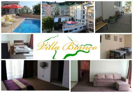 Аренда номеров в отеле Villa Bianco г. Ялта, п. Гаспра Фото 4
