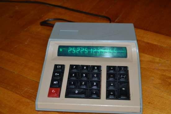 Калькулятор ретро