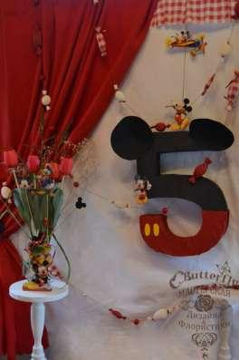 Оформление детских праздников. Воздушные шары. Полиграфия в Москве Фото 5