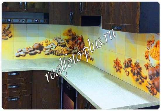 Фотоплитка для кухни (фартуки для кухни) в Йошкар-Оле Фото 2