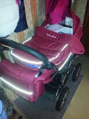 Продается коляска enzo jekky kids в Москве Фото 3
