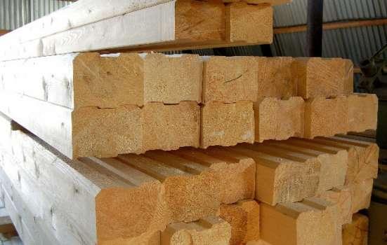 Профилированный брус, производство и строительство домов под в Уфе Фото 3