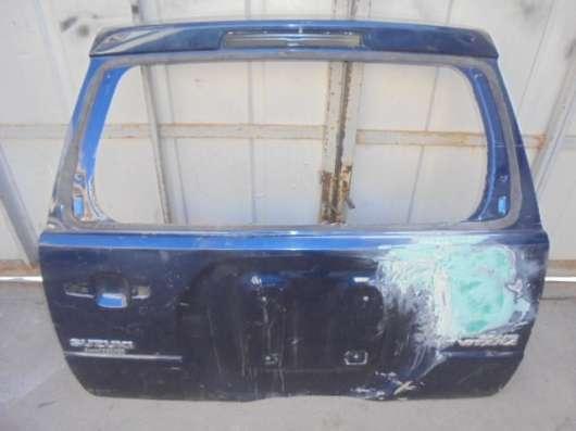 багажник сузуки гранд витара
