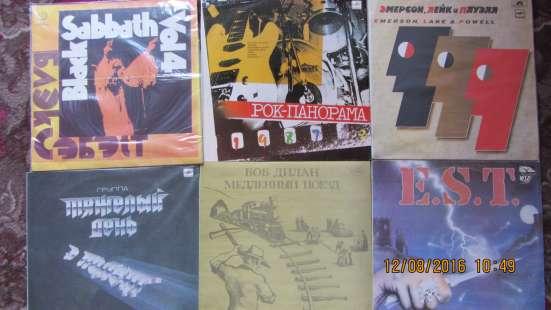 Продам виниловые диски