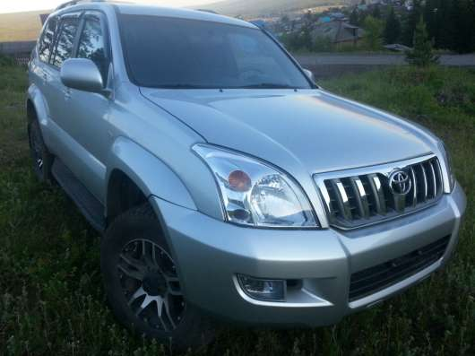 Продажа авто, Toyota, Land Cruiser Prado, Автомат с пробегом 120000 км, в г.Усть-Кут Фото 1