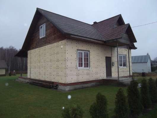 Дача 130 кв. м, основа брус,без отделки.Баня отдельностоящая в г. Михнево Фото 3