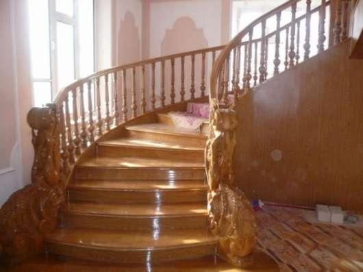 Деревянные лестницы на заказ Павловский Посад в Орехово-Зуево Фото 4