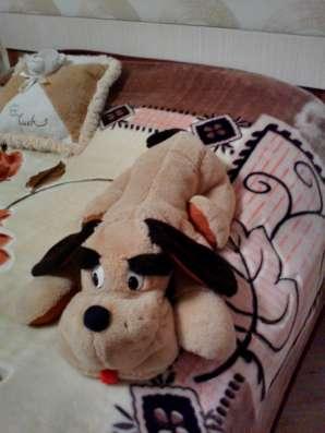 Мягкие игрушки-подушки