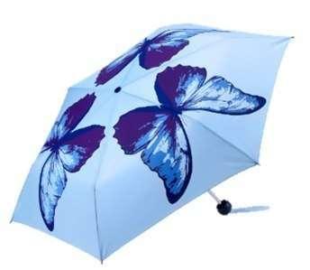Зонт 3 Д Бабочки