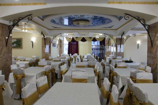 Гостиница. сауна. банкетный зал