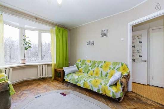 Квартира у метро Приморская посуточно в Санкт-Петербурге Фото 3