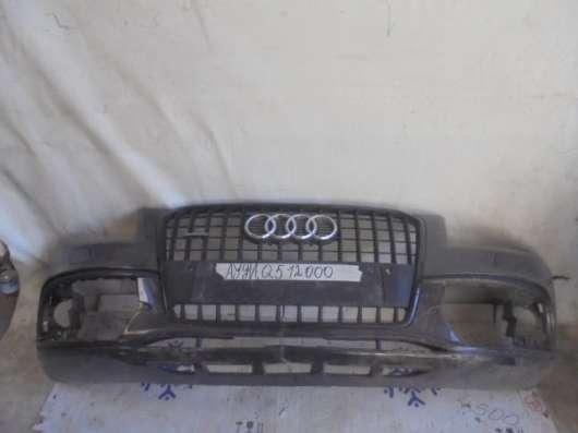 Бампер с решеткой Audi Q5