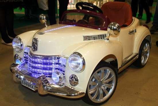 Детский электромобиль Bentley в Санкт-Петербурге Фото 4