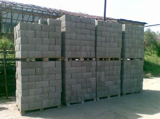 Пескоцементные блоки, пеноблоки цемент с завода в Домодедово Фото 1