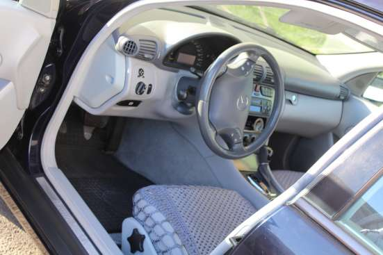 Продажа авто, Mercedes-Benz, C-klasse, Автомат с пробегом 220000 км, в г.Алматы Фото 2