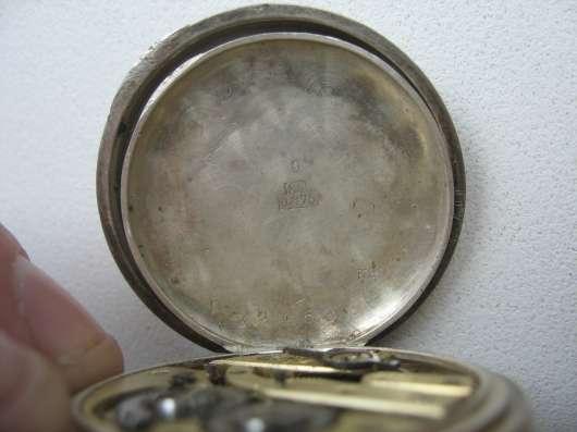 Часы старинные, женские 84 в родном футляре. Мозер