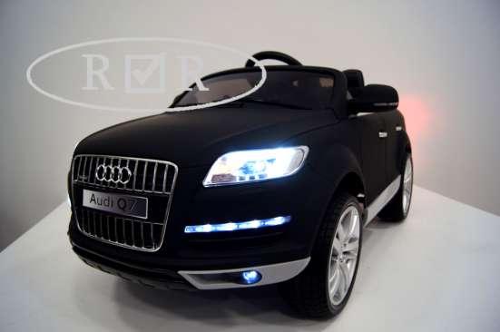 Детский электромобиль Audi Q7 Лицензия
