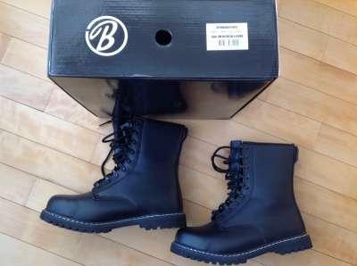 Кожаные ботинки фирмы BRANDI в Красноярске Фото 1