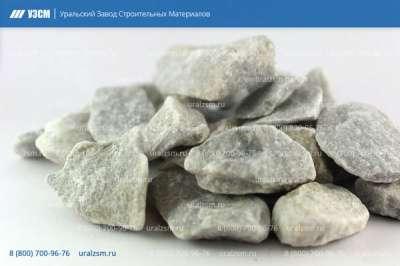 Мраморный щебень от УЗСМ УЗСМ ГОСТ 8267-93