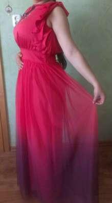 Вечернее, выпускное платье