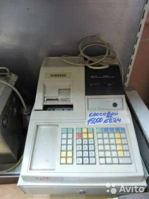 торговое оборудование Кассовый аппарат Samsung