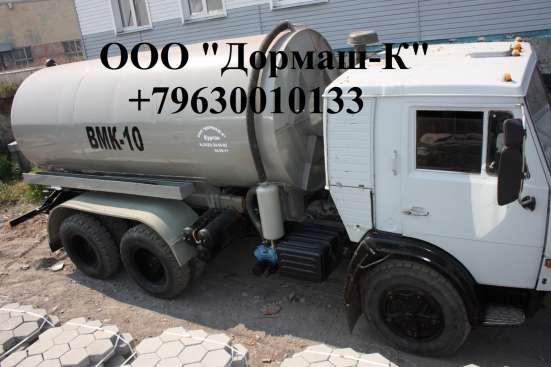 Вакуумные (ассенизационные) оборудование в Барнауле Фото 1