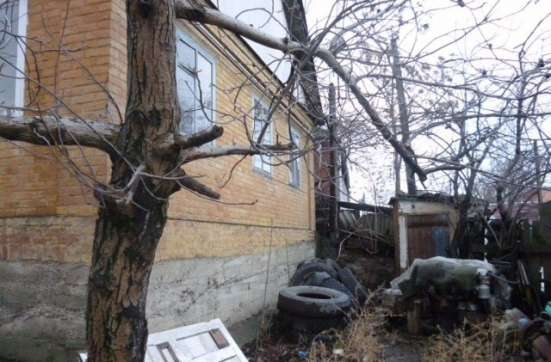 Дом в Кропоткине по ул. Комсомольской 40 кв.м. на участке 5