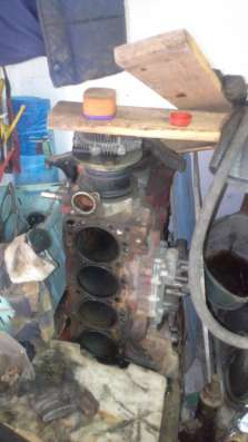 Двигатель toyota s05c